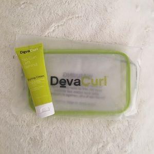 NEW DevaCurl Styling Cream & Travel Case